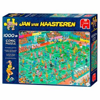 Jan van Haasteren Puzzle - Women's World Cup, 1000 pcs.