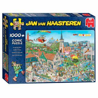 Jan van Haasteren Puzzle - Texel, 1000st.