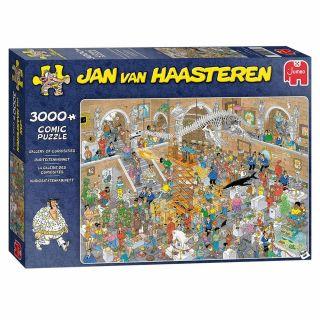 Jan van Haasteren Puzzle - Museum, 3000st.