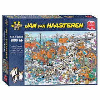 Jan van Haasteren - South Pole, 1000st.