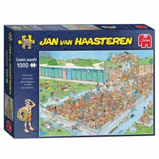Jan van Haasteren - Full of Bath, 1000st.