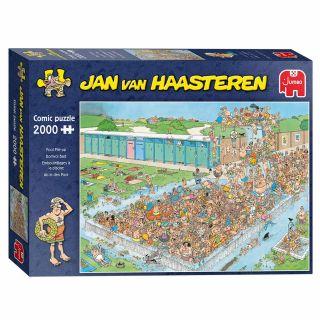 Jan van Haasteren - Full of Bath, 2000st.