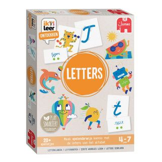 I Learn To Discover Letters