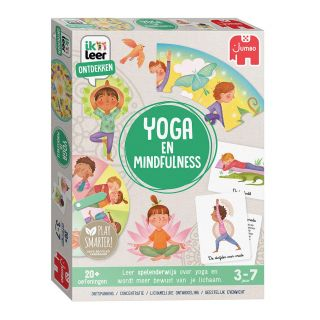 I Learn Discovering Yoga and Mindfulness