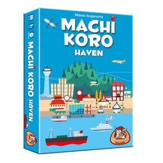 Machi Koro Expansion-Port
