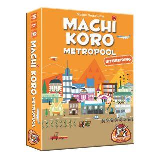 Machi Koro Extension-Metropolis