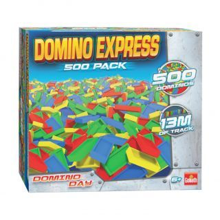 Domino Express, 500 Bricks