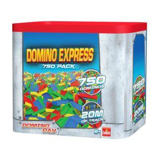 Domino Express, 750 Bricks