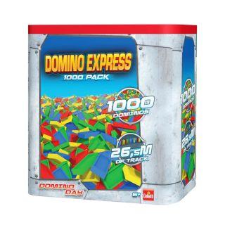 Domino Express, 1000 Bricks