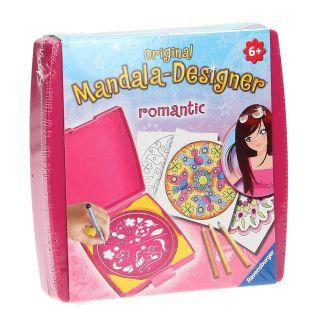 Mini Mandala-Designer-Romantic