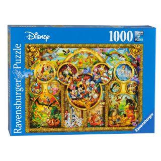 Most beautiful Disney themes, 1000pcs.