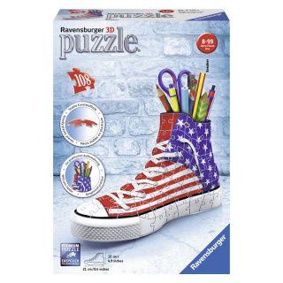 Ravensburger 3D puzzle-America Sneaker
