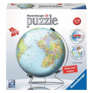 3D Globe Earth 540st.
