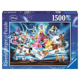 Disney Magic Fairy Tales, 1500st.