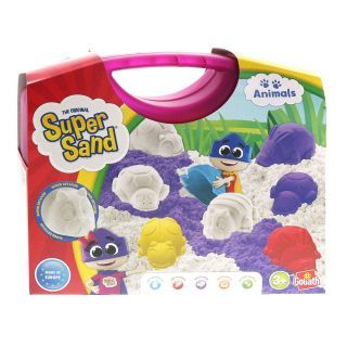 Super Sand Animals in Suitcase