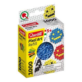 Quercetti Pixel Art Refill blue, 1000pcs.