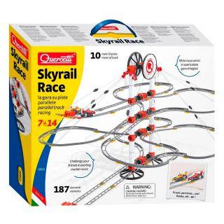 Quercetti Skyrail Race, 187 pcs.