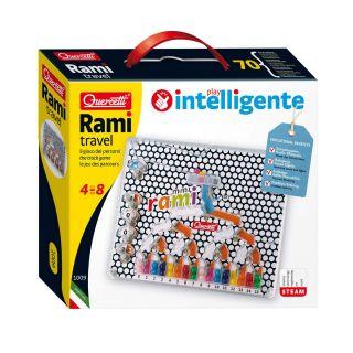 Quercetti Travel game Intelligent Rami