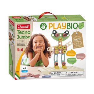 Quercetti PlayBio Tecno Jumbo