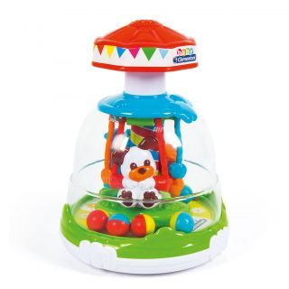 Clementoni Animals Merry-go-round
