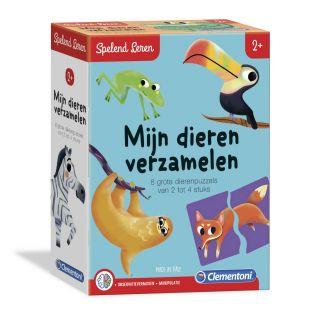 Clementoni Playing Learning - Animal Bingo