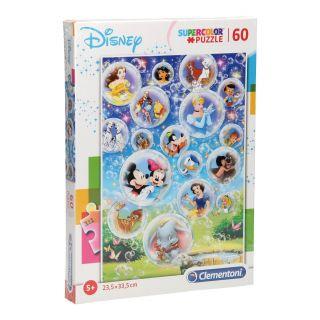 Clementoni Puzzle Disney Classics, 60 pieces.