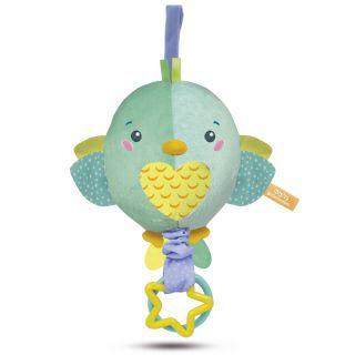 Clementoni First Months - Music Hug Bird