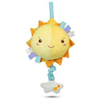 Clementoni First Months - Music Hug Sun.