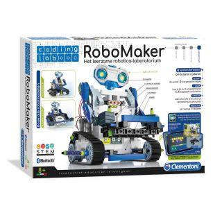 Clementoni Coding Lab - Robomaker Starter Set