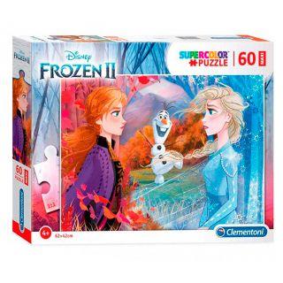 Clementoni Maxi Puzzle Disney Frozen 2, 60pcs.