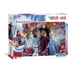 Clementoni Floor Puzzle Disney Frozen 2, 40pcs.