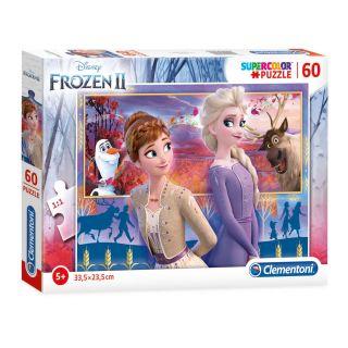Clementoni Puzzle Disney Frozen 2, 60 pcs.