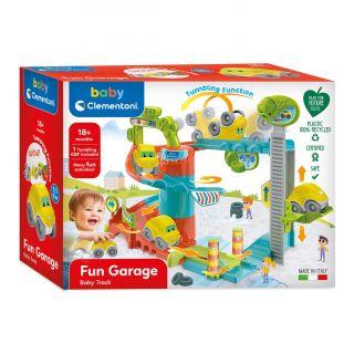 Clementoni Baby - Fun Garage