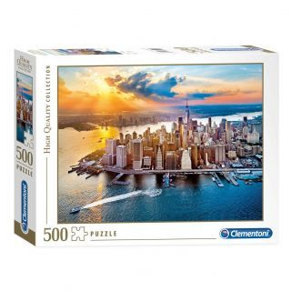 Clementoni Puzzle New York, 500pcs.