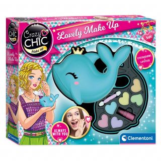Clementoni Crazy Chic - Make-up Dolphin
