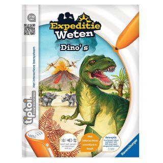 Tiptoi Expedition know: Dinos