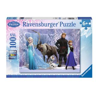Disney Frozen: In the realm of the snow Queen, 100pcs.