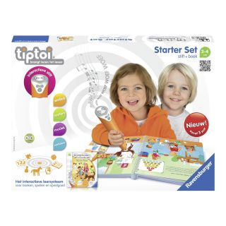 Tiptoi Starter set Sounds Picture book