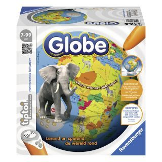 Tiptoi Interactive Globe
