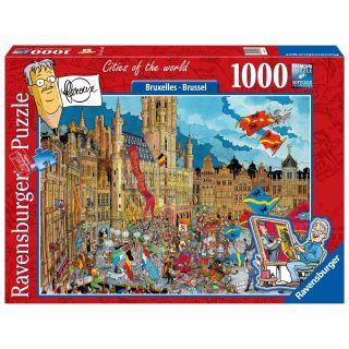 Fleroux: Brussels, 1000st.
