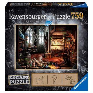Ravensburger Escape Room Puzzle - Dragons Laboratory, 759st