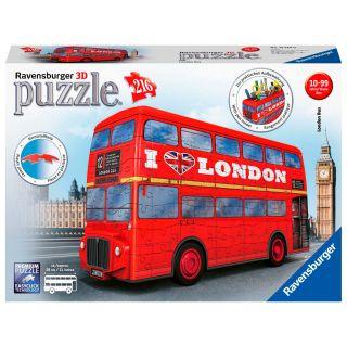 Ravensburger 3D Puzzle - London Bus