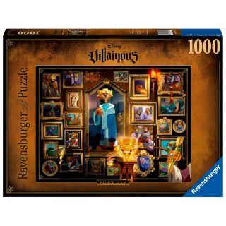 Disney Villainous Puzzle King John, 1000pcs.