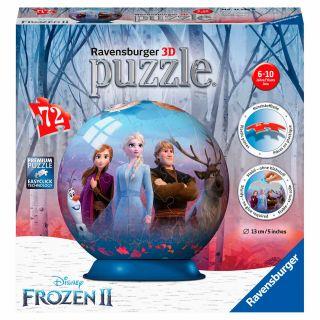 Disney Frozen 2 Puzzle ball, 72 pcs.