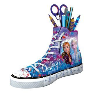 Disney Frozen 2 3D Puzzle Sneaker