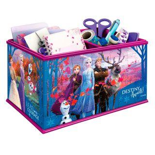 Disney Frozen 2 3D Puzzle Storage box