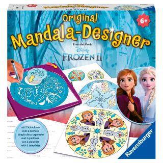 Disney Frozen 2 Mandala Designer Midi