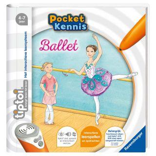 Tiptoi Pocket Knowledge - Ballet