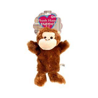 Pluche Handpop - Monkey