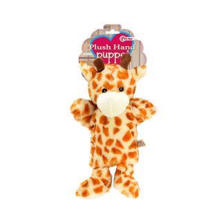 Pluche Handpop - Giraffe